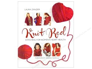 Sixth & Spring Books inches: Sixth & Spring Knit Red Book