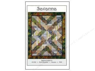 Quilt Company, The: Savanna Pattern