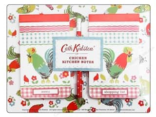 Clearance Pine Ridge Art List Pads: Chronicle Kitchen Notes Set Cath Kidston Chicken