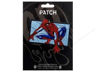 C&amp;D Visionary Patch Spider-man Spidey Wall