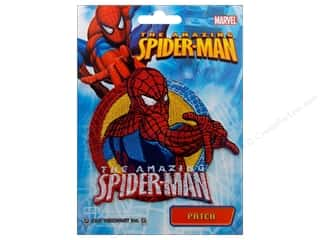 C&amp;D Visionary Patch Spider-man Web Slinger