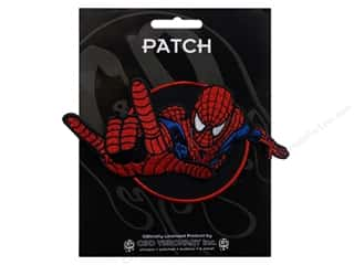 C&D Visionary Applique Spiderman Spidey Power