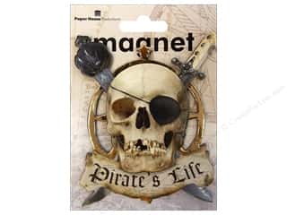 Paper House Magnet 3D Pirate's Life