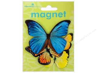 Magnets Gifts & Giftwrap: Paper House Magnet 3D Butterflies