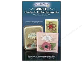 Books $3-$5 Clearance: Wired Cards & Embellishments Book