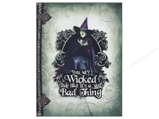 Clearance Books: Paper House Journal Wicked Witch