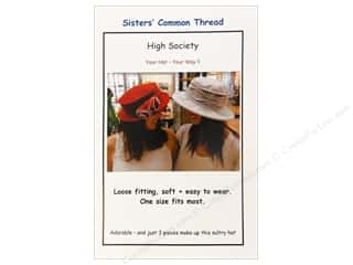 Sisters' Common Thread Wool & Wool Felt Patterns: Sisters' Common Thread High Society Pattern