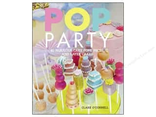 Cooking/Kitchen Length: Cico Pop Party Book by Clare O'Connell