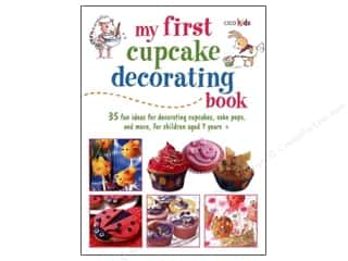 Cico My First Cupcake Decorating Book