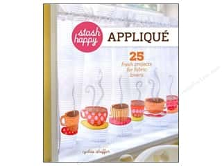 Stash Happy Applique Book