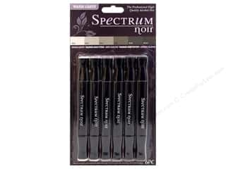 Spectrum Noir Pen Set Warm Greys 6pc