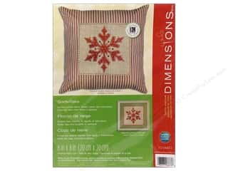 Dimensions Applique Kit Fabric Snowflake