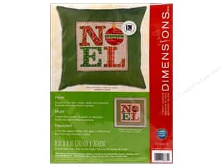 Dimensions Applique Kit Fabric Noel