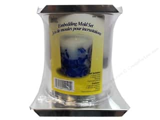 Candlemaking Molds: Yaley Mold Metal Embedding Set