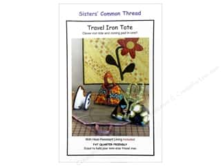 Travel Iron Tote Pattern