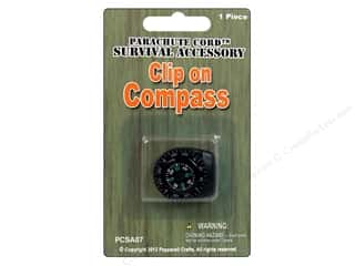 Compass: Pepperell Clip on Compass
