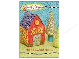 Bareroots Home Decor Patterns: Jennifer Jangles Home Sweet Home Pattern