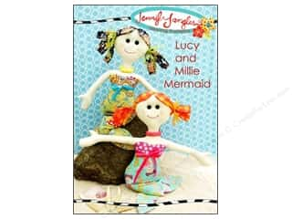 Lucy And Millie Mermaid Pattern