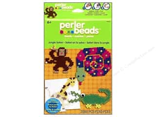 Perler Fused Bead Kit Jungle Safari