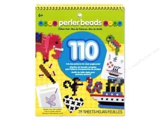 Perler Fused Bead Accessories Pattern Pad Volume 1