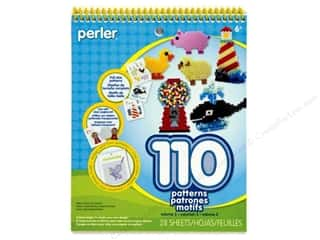 Craft & Hobbies Beads: Perler Pattern Pad Volume 2