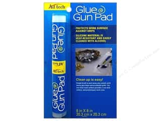 "Ad Tech Glue Accessories Glue Gun Pad 8""x 8"""