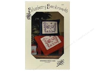 Patterns Clearance: Grandma's Back Yard Pattern