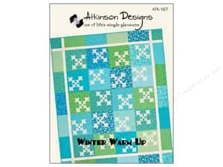 Hudson's Holidays Patterns: Winter Warm Up Pattern