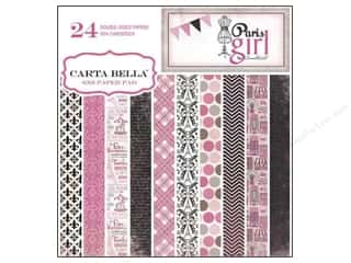 Carta Bella Paper Pad 6x6 Paris Girl
