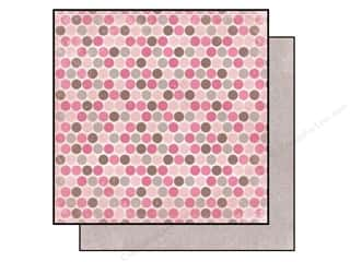 Carta Bella Paper 12x12 Paris Girl French Dots (25 piece)