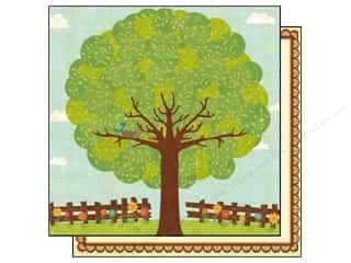 Best Creation 12 x 12 in. Paper Family Tree (25 piece)