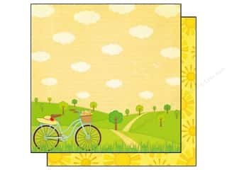 Clearance Best Creations Paper 12x12: Best Creation 12 x 12 in. Paper Sunny Days Collection Lazy Day (25 pieces)