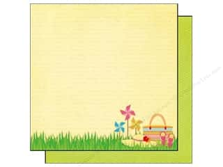 Best Creation Printed Cardstock: Best Creation 12 x 12 in. Paper Sunny Days Collection Summer Time (25 pieces)