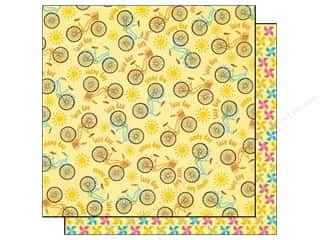 Best Creation Printed Cardstock: Best Creation 12 x 12 in. Paper Sunny Days Collection Fun In Sun (25 pieces)