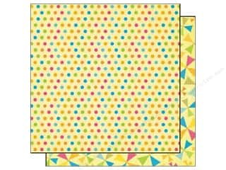 Best Creation 12 x 12 in. Paper Sunny Day Dots (25 piece)