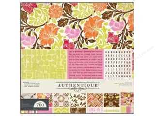 "Authentique Collection Lively 12""x 12"""