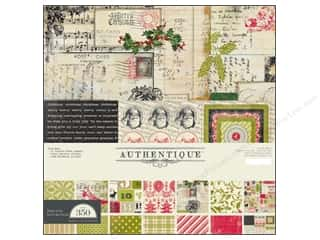 Authentique Collection Festive 12&quot;x 12&quot;