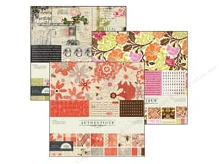 Projects &amp; Kits: Authentique Collection