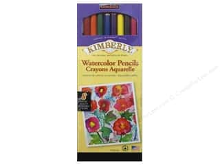 General&#39;s Kimberly Water Color Pencil 8 pc