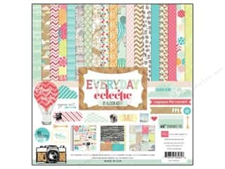 "Echo Park Collection Kit 12""x 12"" Everyday Eclectic"