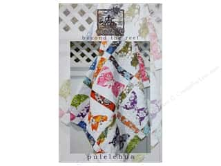 Laundry Basket Quilts Fat Quarter / Jelly Roll / Charm / Cake Patterns: Beyond The Reef Pulelehua Butterflies Pattern