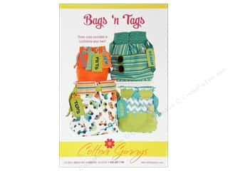 Cotton Ginny's Tote Bags / Purses Patterns: Cotton Ginnys Bags N Tags Pattern