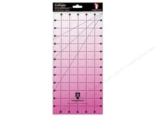 "Imaginisce Paper Crafting Tools: Imaginisce Tool Cutright Ruler 6""x 13"""