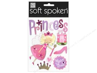 MAMBI Sticker Soft Spoken Princess Wand & Crown