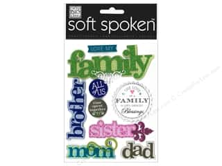 MAMBI Sticker Soft Spoken Love My Family