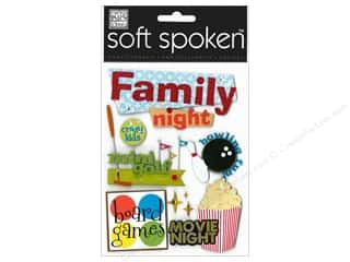 2013 Crafties - Best Adhesive: MAMBI Sticker Soft Spoken Family Night
