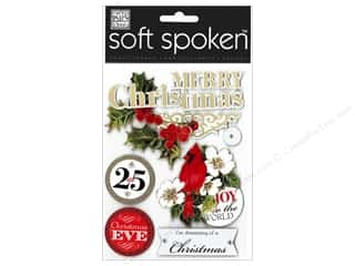 MAMBI Sticker Soft Spoken Painted Christmas