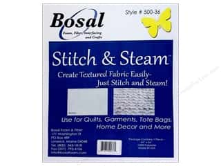 Bosal Stitch &amp; Steam 62&quot;x 36&quot; Package