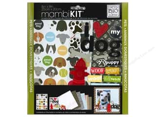 MAMBI Kit Scrapbook 8&quot;x 8&quot; Pet