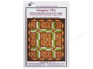 Gallery Books: Grizzly Gulch Gallery Imagine This Pattern
